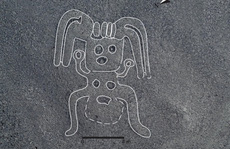 Lộ diện chân dung 'người ngoài hành tinh' khổng lồ 2.000 tuổi ở Peru