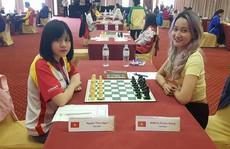 Kim Phụng giành HCV cờ vua Đông Nam Á