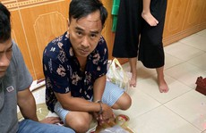 Bắt được đối tượng đục két sắt trộm trên nửa tỉ đồng của dân làng quê