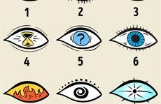 Đôi mắt nào sẽ nói lên tính cách của bạn?