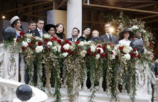 Nàng dâu gốc Việt nổi bật trong sự kiện Hoàng gia Monaco