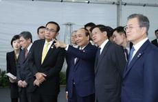 Quan hệ Việt Nam - Hàn Quốc phát triển tốt