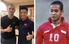 Đến SEA Games, các trợ lí thầy Park bồi hồi gặp lại 'sao' Thái Lan, Indonesia