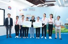 Samsung trao giải cuộc thi Hành trình kiến tạo tương lai 2019