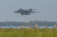Cận cảnh 'ngựa thồ' C-17 đưa bệnh viện dã chiến sang Nam Sudan làm nhiệm vụ gìn giữ hòa bình