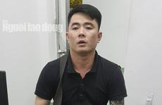 Gã đàn ông 33 tuổi vào khách sạn trộm xe Lexus của người tình cũ 41 tuổi