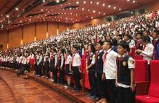 Khai mạc kỳ thi Olympic Toán học và Khoa học quốc tế