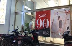 Thất vọng mua sắm giảm giá kiểu Black Friday