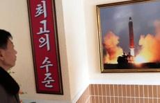 """Nhật Bản tố Triều Tiên lại """"phóng tên lửa"""""""