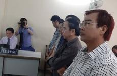 Clip: Trước tòa, nghệ sĩ hài Hồng Tơ nói về những tin nhắn rủ anh em 'gầy sòng'