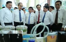 TP HCM xây dựng nông nghiệp đô thị