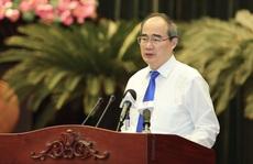 Bí thư Nguyễn Thiện Nhân: Người quản lý nhà nước mà làm trái quy định thì làm sao nói dân nghe?