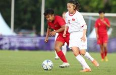 Tuyển nữ Việt Nam thắng 6 sao trước Indonesia, vào bán kết