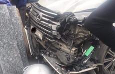 Xe sang Lexus 570 biển ngũ quý 777.77 tông chết một phụ nữ