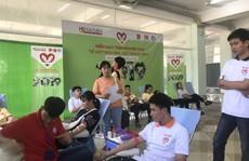 Ngày hội hiến máu HD SAISON tại Cần Thơ