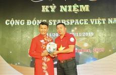 Cộng đồng StarSpace Việt Nam ủng hộ ngư dân bám biển