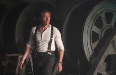 """Daniel Craig khẳng định sẽ không tiếp tục làm """"007"""""""
