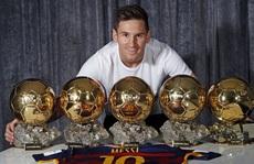 Truyền thông châu Âu khẳng định Messi giành 'Quả bóng vàng 2019'