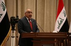 Biểu tình quá đẫm máu, thủ tướng Iraq đành từ chức
