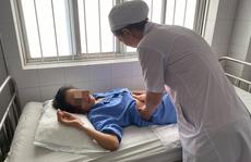 5 phút cứu sống bệnh nhân nôn 1 lít máu đỏ tươi bằng kỹ thuật mới