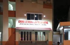 Bị tạm đình chỉ hoạt động, chung cư Khang Gia Chánh Hưng hiện ra sao?