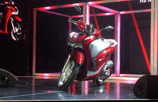 Honda Việt Nam giới thiệu mẫu xe tay ga mới với tỉ lệ nội địa hóa đến 98%