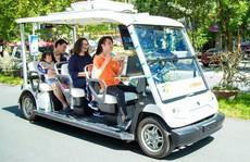 FPT thử nghiệm thành công xe tự hành trong khu đô thị