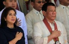 Ông Duterte muốn biến nữ phó tổng thống thành 'vật tế thần'?
