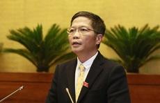 Bộ trưởng Trần Tuấn Anh thừa nhận có lỗ hổng pháp lý để lọt bản đồ 'đường lưỡi bò'