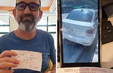 Tài xế taxi 'chặt chém' du khách nước ngoài gần 1 triệu đồng cho quãng đường 5 km