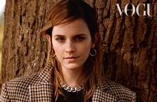 'Bông hồng' Emma Watson lo lắng vì độc thân tuổi 29