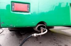 Cận cảnh TP HCM chốt chặn kiểm tra khí thải ôtô