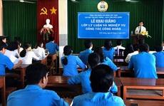 Kiên Giang: Cán bộ Công đoàn học kỹ năng ứng xử