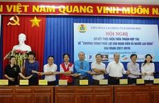 Khánh Hòa: Đoàn viên được mua hàng giá ưu đãi