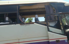 Đoàn xe của công ty Canada bị phục kích, hơn 97 người thương vong