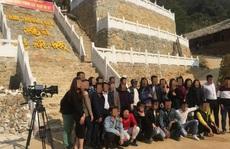 Tên phim mà nhóm người Trung Quốc ghi hình ở công trình 'bí ẩn' trên núi Lạng Sơn là gì?