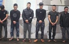 Nhóm thanh niên nghiện ma túy trang bị hàng chục khẩu súng, kiếm gây ra 70 vụ trộm chó