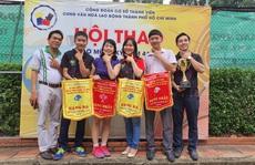 ĐH Y khoa Phạm Ngọc Thạch đạt thành tích cao tại hội thao khối giáo dục