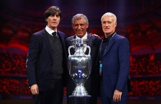 Bốc thăm Euro 2020: 'Bảng tử thần' xướng tên Đức, Pháp, Bồ