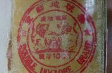 'Giải mã' chữ Trung Quốc trên bánh heroin trôi vào biển Quảng Nam
