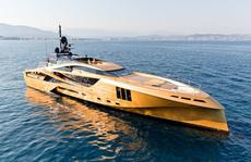 Ngắm siêu du thuyền Khalilah trị giá 31 triệu USD