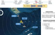 'Ngựa thồ' C130 Hercules chở 38 người mất tích trên đường tới Nam Cực