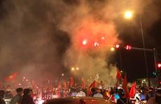 CSGT TP HCM huy động tối đa lực lượng ở trận chung kết U22 Việt Nam - Indonesia