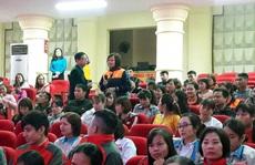 Phú Thọ: Công nhân học cách ứng xử tại nơi làm việc