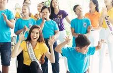 Hoa hậu Khánh Vân lần đầu xuất hiện sau đăng quang