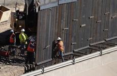 Tường biên giới của ông Trump đụng trúng 'tường' toà án liên bang Mỹ