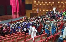 Quảng Ninh: 'Tuýt còi' sự kiện có sự tham gia của gần 600 du khách Trung Quốc