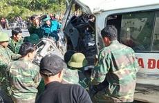 Xe tông vách núi, 7 người thương vong: Hé lộ nguyên nhân ban đầu