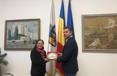 Đoàn đại biểu HĐND TP HCM thăm và làm việc tại Romania