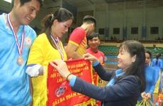 Sôi nổi hội thao Công ty Yến Sào Khánh Hòa